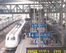 南京站迎元旦客流高峰 发送旅客超26万人次