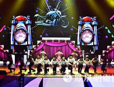 2016中华小姐环球大赛第二组佳丽复古感极强