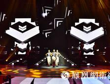 2016中华小姐环球大赛第四组裤装登场独显不同