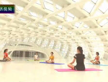 华姐高温瑜伽训练