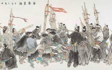 多彩贵州大型书画作品展于中国美术馆正式开展