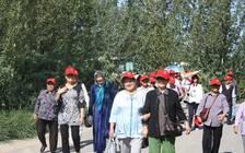 """错峰出游六成以上是""""银发族"""" 老年旅游需求日渐个性化"""