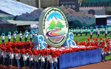 第四届中国西藏旅游文化国际博览会林芝分会场今日开幕