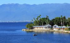 云南高原湖泊过度开发 洱海环湖生态频遭破坏