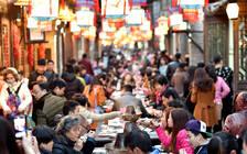 春节假日前三天全国旅游接待2.14亿人次 旅游收入2582亿元