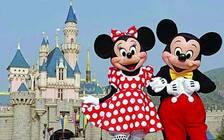香港迪士尼乐园国际游客创新高 但亏损扩大