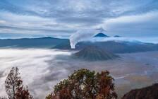 印尼16省区烟霾天气多发 领馆提示游客加强防范