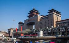 春运期间北京西站共有154.8万人次刷脸进站