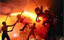 二月二·龙抬头 直击神秘湘西狂野彪悍的钢火烧龙 | 大美中国直播预告