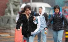 """多地雨雪降温迎清明假期 数日内感受""""四季"""""""