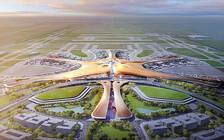 北京新机场线样板段9月试跑 2019通车试运营