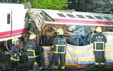台铁列车出轨事故致18人死 每名死者可获赔540万新台币
