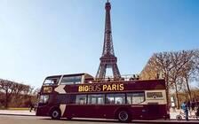 巴黎宣布禁止旅游巴士开进市中心  呼吁游人环保出行