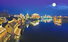 台儿庄古城让利24亿 邀全国3000万在校大学生免票游景区