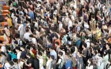中秋小长假第一天 全国铁路预计发送旅客1163万人次