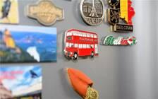 为什么冰箱贴成了最受欢迎的旅行纪念品?