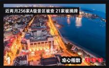 21家A级景区被摘牌 9月内地入境香港团旅客人数下跌超九成 | 一周旅界凉心事件