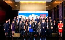 法国奥弗涅&罗纳-阿尔卑斯大区在京召开推介会 推荐冰雪旅游资源