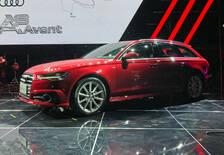 奥迪A6 Avant旅行车上市 售45.98万起
