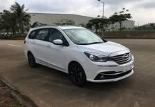 一汽海马新品正式命名福美来F7 预计9月上市