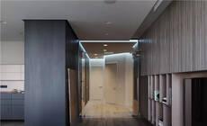 现代简约风,灯带让空间更有型!