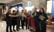 美国UTTERMOST品牌深圳艺展中心展厅开幕