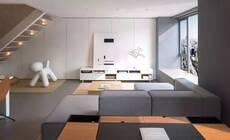 北欧风Loft设计案例,年轻人可以照搬的样板房!