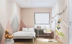 不同年龄段儿童房的颜色搭配方案,这里都有!