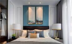 卧室背景墙别放空,这样设计美极了