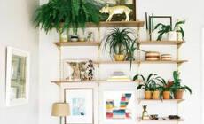 墙面收纳的6种方法,别再浪费你家大白墙了!