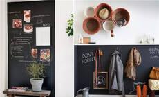 用好黑板墙,分分钟打败高级挂画!
