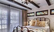 卧室遇上瓷砖 不要太美