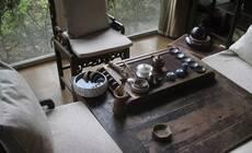 越是小户型 越要费心打造小茶室
