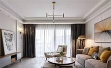 126㎡干净明亮北欧风3室2厅,有温度的温馨家!
