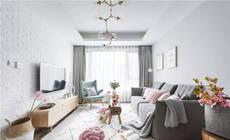 气质北欧风,温馨甜美的小户型公寓空间