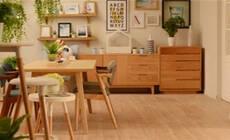 用好日式家具,助你打造一个温暖治愈系小窝