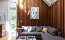 5种木板墙设计,用自然元素打造最时尚的家