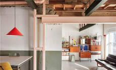 酒馆改造 LOFT,一个绝佳的居住空间