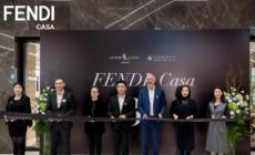 FENDI Casa 30周年全球巡展亮相剪刀石头布家居