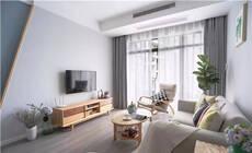 电视墙一定要对称?不对称设计也漂亮!