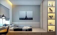 榻榻米床+柜子如何组合设计?这些案例告诉你