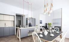 奥地利简约公寓 将现代与古典韵味有机融合