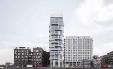 北欧粮库爆改成公寓楼 毛坯的样子比精装更帅气!