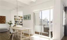 50㎡小而美的家,改造后自由流畅,宽敞明亮!