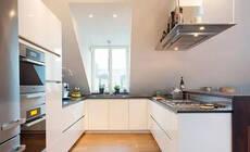 五平米以内的厨房设计要点
