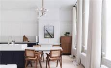 选对窗帘的家,美得很高级!