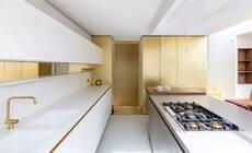 当下最火的黄铜元素,随意点缀就能打造有个性的家