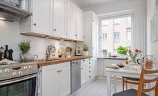 小厨房缺乏品质感?那你是缺了这些