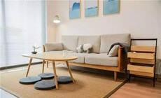 90后小哥60㎡日式风的家,将原木色用到极致