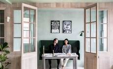 薄荷绿 高颜值配色 打造最清新的家!
